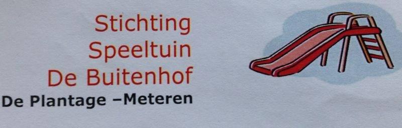Logo Speeltuin de Buitenhof
